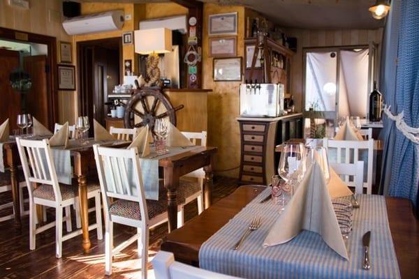 dove mangiare a Castiglione della Pescaia Ristorante L'Arpione